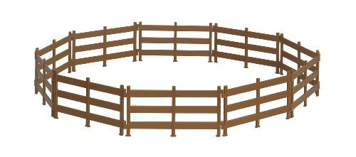 Breyer Classics Horse Corral Fencing Accessories Set (1:12 Scale)