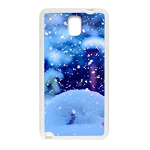 Beautiful winter scenery durable fashion phone case for samsung galaxy note3 wangjiang maoyi