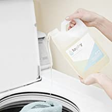 Lophy Low PH Laundry Detergent Soap: Free & Clear, Natural High Efficiency & Stain Remover