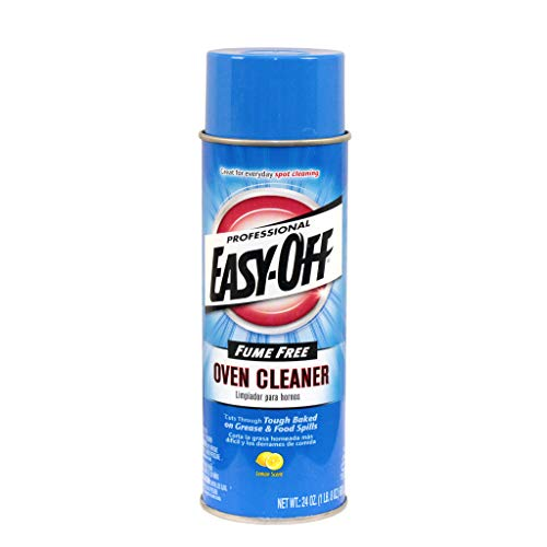 Easy-Off Professional Fume Free Max Oven Cleaner, Lemon 24 oz Can (6 Pack) by Easy Off (Image #1)