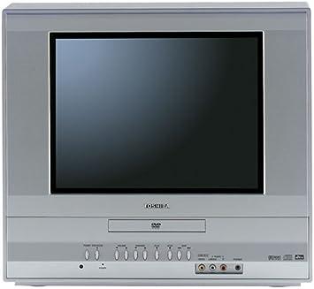 Toshiba MD14F51 Combo de TV/DVD Plano de 14 Pulgadas: Amazon.es ...