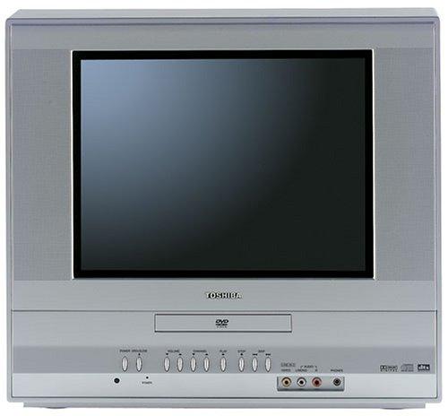(Toshiba MD14F51 14-Inch Flat TV/DVD Combo)