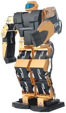 Amazon com: Hitec 77003 Robonova I Humanoid Robot Kit: Toys