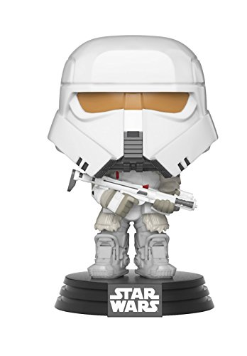 Funko Pop!- Star Wars Range Trooper Figura de Vinilo (27008)