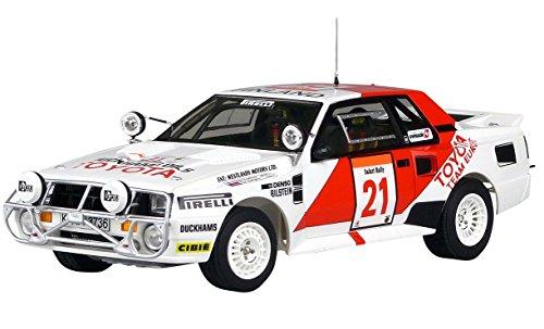 Spécification 1/24 BEEMAX Series No.04 TA64 Celica '85 Safari Rally