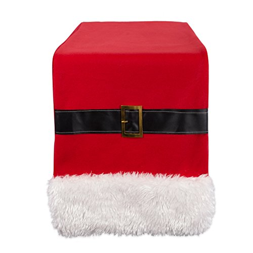 DII Holiday Decorative Table Runner 14x72
