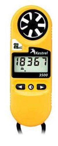 Kestrel 3500 Pocket Weather Meter / Digital Psychrometer Altimeter Anemometer (Pocket Heat Monitor Index Digital)