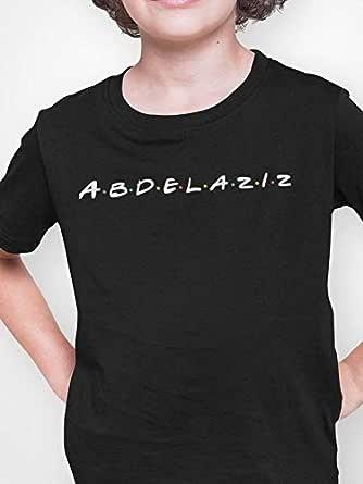 ABDELAZIZ ،, ATIQ T-Shirt for Boy32 EU