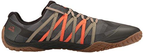 Merrell Glove 4, Scarpe da Trail Running Uomo Multicolore (Vertiver)