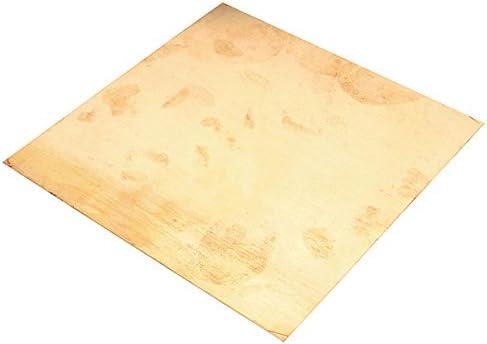 surface Blank en D/écoupe cuzn37 B /& T m/étal t/ôle de 4,0/mm d/épaisseur en laiton ms63/