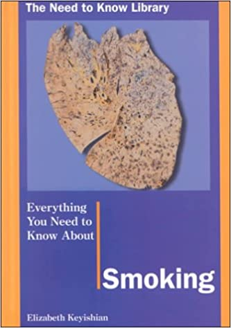 Image for Everything You Need to Know About Smoking (Need to Know Library)