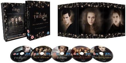 The Twilight Saga: the Complet: Kristen Stewart, Robert