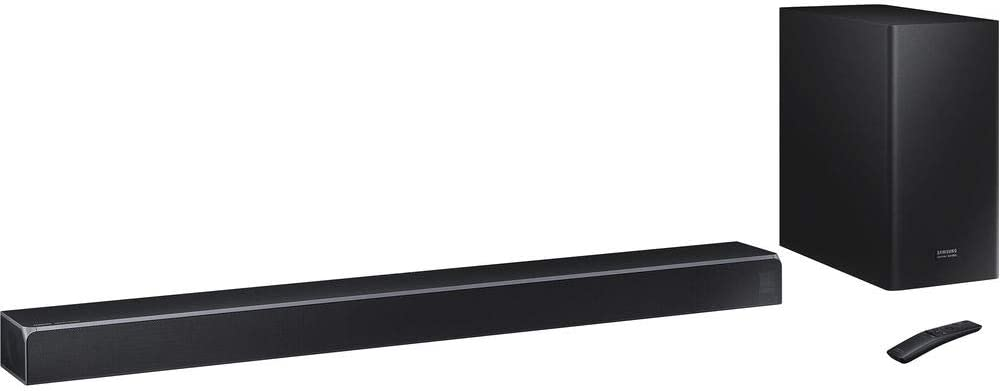 Samsung HW-Q80R 370W Virtual 5.1.2-Channel Soundbar System with Wireless Subwoofer - (Renewed)