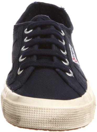 Unisex Adulto Navy COTUSTONEWASH 2750 Blu Sneaker Superga qwn1HZTf