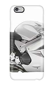 High Quality DPatrick 2009 Honda Interceptor Metallic Skin Case Cover Specially Designed For Iphone - 6 Plus
