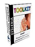 Dyslexia Toolkit | Best Tool Kit for Teaching Kids Phonemic Awareness & Alphabet Knowledge | Flash Cards, Games & Book for Home & School | Preschool, Kindergarten, 1st Grade & Up Reading Curriculum