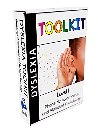 Dyslexia Toolkit | Best Tool Kit for Teaching Kids Phonemic Awareness & Alphabet Knowledge | Flash Cards, Games & Book for Home & School | Preschool, Kindergarten, 1st Grade & Up Reading Curriculum by PDX Reading Specialist (Image #9)