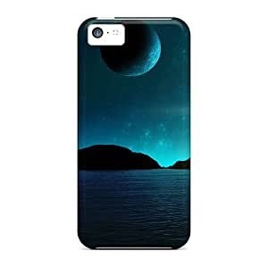 Anti-scratch And Shatterproof Blue World Space Phone Cases For Iphone 5c/ High Quality Cases