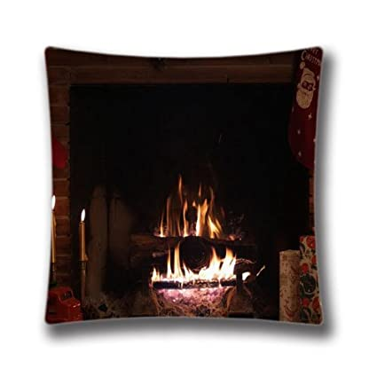 Amazon com: Related Pictures 3D Christmas Fireplace 2