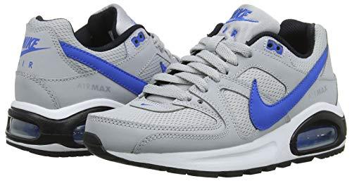 wolf signal Air Nike Scarpe Multicolore Grey black Running Command gs Flex white Blue 007 Bambino Max wTqWPrzxq
