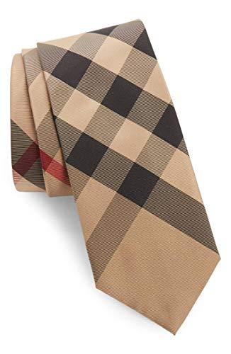 burberry ties for men brown - 3