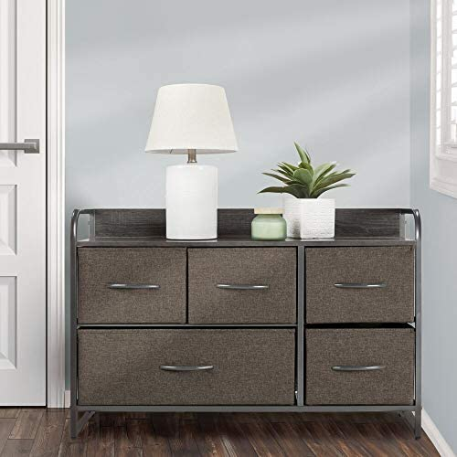 mDesign Wide Dresser Storage Chest