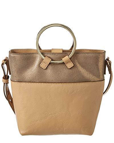 Heritage Small Leather Crossbody Halston Bucket w7ZAOXqq