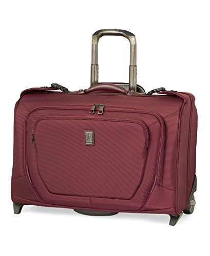 Travelpro Crew 10 Carry-On Rolling Garment Bag (22 Inch), Merlot, One Size (Travelpro Garment Carry On compare prices)