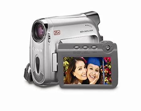 amazon com canon zr600 minidv camcorder with 25x optical zoom rh amazon com Review Canon Zr600 Review Canon Zr600
