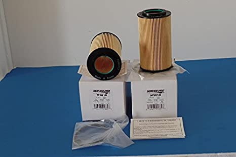 Amazon com: ( Lot of 6 )Engine Oil Filter M5610 MADE IN
