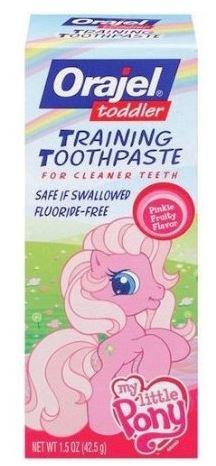 Orajel Toddler formation Dentifrice - My Little Pony - Pack 2