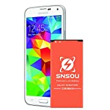 Best Battery For Galaxy S5s - Galaxy S5 Battery,(Upgraded) SNSOU 3300mAh Li-ion Replacement Battery Review