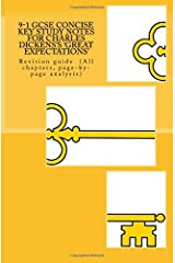 9-1 GCSE Concise KEY STUDY NOTES for CHARLES DICKENS'S 'GREAT EXPECTATIONS': Revision guide (All chapters, page-by-page analysis) Paperback