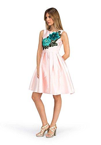 Sweet Pink barbarella 11 Partykleid Damen Pink TqOERPO