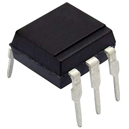 Transistor Output Optocouplers 0.4'' Optocoupler Phototransistor, Pack of 100 (H11AV1AVM) by ON Semiconductor / Fairchild (Image #1)