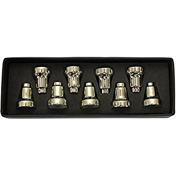 Majestic Giftware Menorah Drip Cups Nickel 1 H-MNDC-N