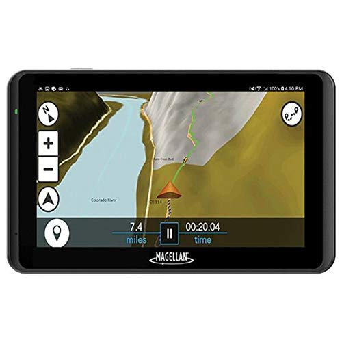 Magellan TN5771SGLUC Trail & Street GPS Navigator (TR5, 5') 5)