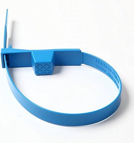 Einweg-Dialyse-Beilagscheibe., 2X41, blau