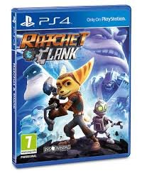 Price comparison product image Ratchet and Clank (PS4)