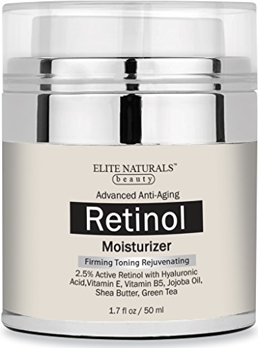 Natural Retinol Face Cream - 5