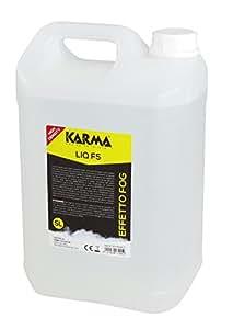 Máquinas líquidos niebla y humo de alta densidad, 5 litros - KARMA LIQ F5