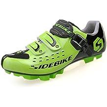 SIDEBIKE MTB Cycling Shoes Men's Professional Mountain Bike Shoe