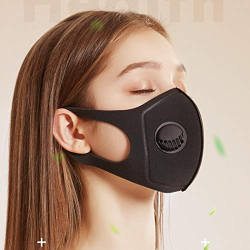Corgy Anti Pollution Masks PM2.5 Activated Carbon Filter Can Be Washed Reusable Mask Dresses