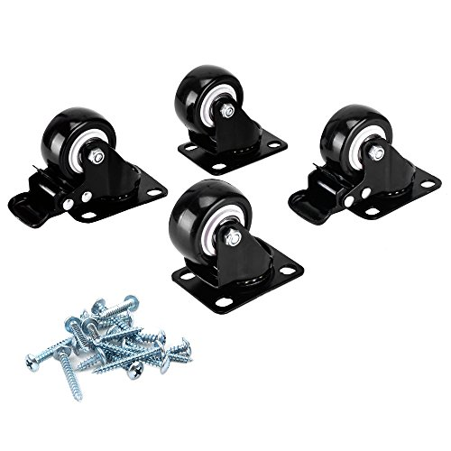 Swivel Caster Wheels Bearing Regular