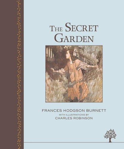 Book cover for The Secret Garden