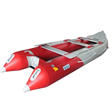 Bris 14.1' Inflatable Kayak with Air Deck Floor