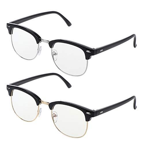 ruierty Anti-Glare Anti-UV Gaming Reading Computer Digital Screen Eye Protection Glasses