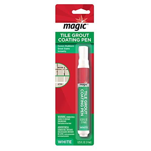 Magic® Tile Grout Coating Pen .25Oz White 2-Pack ()