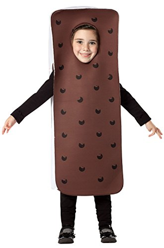 Rasta Imposta Ice Cream Sandwich Toddler Costume-3T-4T - Ice Cream Sandwich Kids Costumes