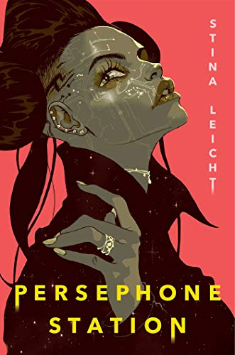 Book Cover: Persephone Station